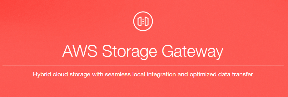 Running Amazon Storage Gateway appliance on Openstack and